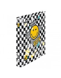 Caiet mecanic A4 Smiley World Rock Herlitz