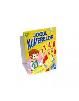 Jocul Numerelor - D-Toys