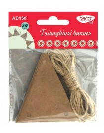 Triunghiuri banner