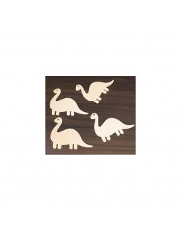 Dinozaur lemn