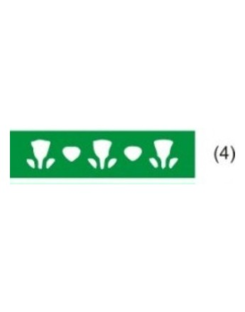 Perforator bordura PFB100 - NR.4