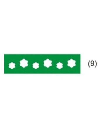 Perforator bordura PFB100 - NR.9