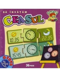 Sa invatam Ceasul - D-Toys