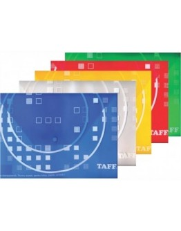 Mapa plastic buton Taff