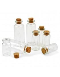 Sticla cu dop de pluta -26 ml