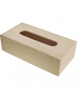 Cutie pentru servetele din lemn masiv 27*13.5*7.5 cm