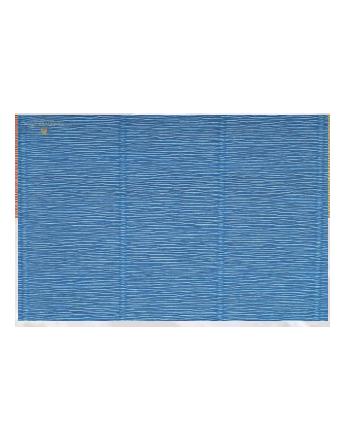 Hartie creponata floristica 180gr. - Portelan albastru 615