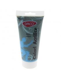 Culori acrilice 200 ml Albastru Ceruleum DACO