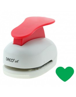 Perforator Hobby 5 cm inima DACO