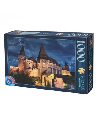 SUPER PUZZLE 1000 PIESE- IMAGINI DIN ROMANIA