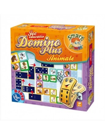 DOMINO GAME-ANIMALE