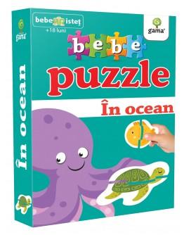 BEBE PUZZLE-În ocean