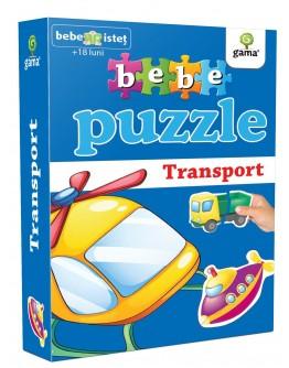 BEBE PUZZLE-Mijloace de transport