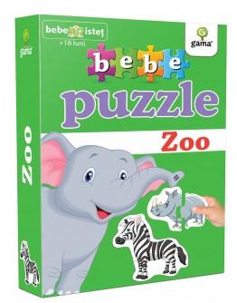 BEBE PUZZLE-Zoo