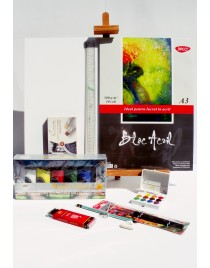 Set complet pictura - Materiale curs pictura