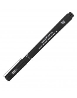 Liner UNI PIN03-200S, 0.3mm, pe baza de apa, negru