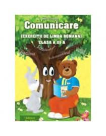 Comunicare - Exerciţii de limba română clsa a III-a