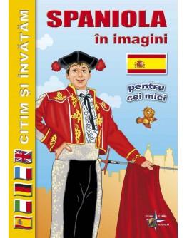 Spaniola pentru cei mici in imagini