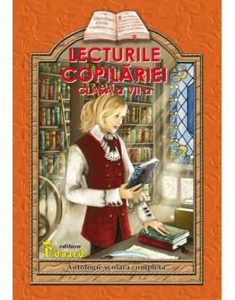 Lecturile Copilariei Cl. a VII a