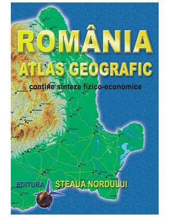 Atlas geografic al Romaniei