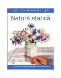 Cum sa desenam natura statica
