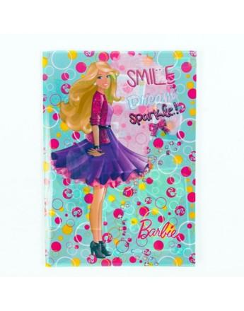 Coperta A4 Barbie1