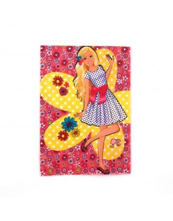Coperta A5 Barbie