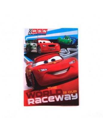 Coperta A5 Cars