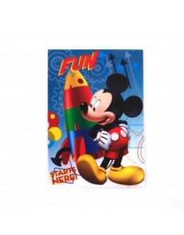 Coperta A5 Mickey