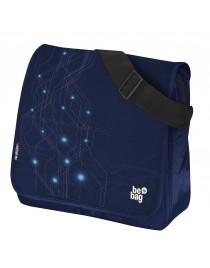 Geanta de umar Be.Bag Messenger Electric Herlitz