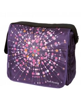 Geanta de umar messenger Be.Bag Universe Herlitz