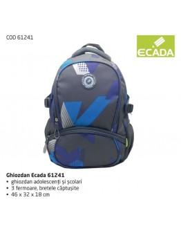 Ghiozdan Ecada 61241