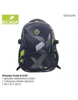 Ghiozdan Ecada 61240
