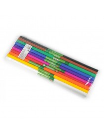 Hartie creponata Koh-I-Noor set 10 culori