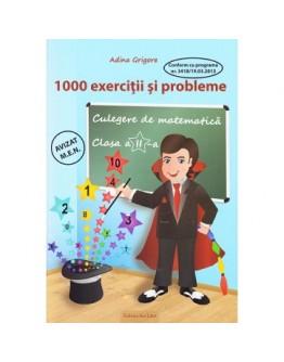 1000 exerciţii şi probleme. Culegere de matematică clasa a II-a