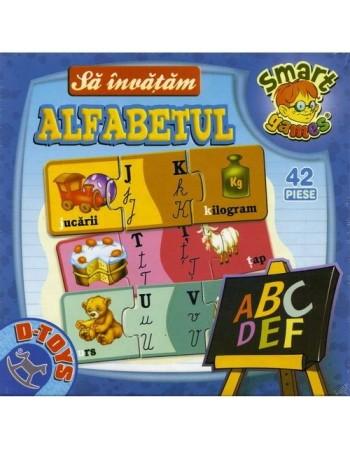 Alfabetul mic - D-Toys