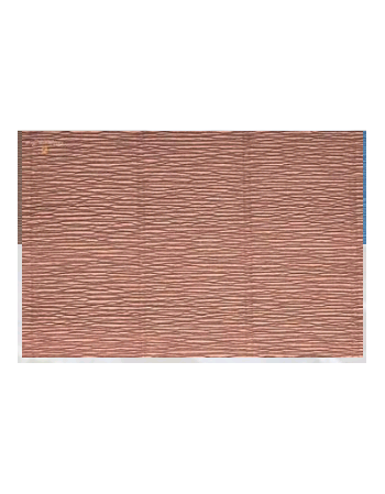Hartie creponata floristica 180gr. - Maro Antic Pink 613