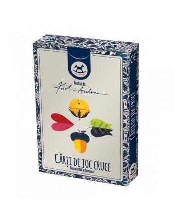 CARTI DE JOC- CRUCE