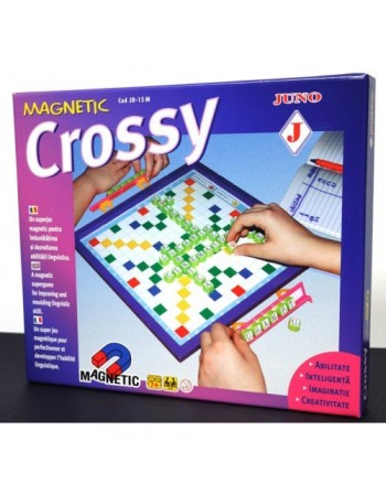 CROSSY (SCRABBLE) MAGNETIC