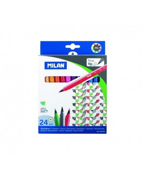 Carioca 12 culori Milan