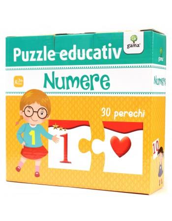 PUZZLE EDUCATIV  -Numere