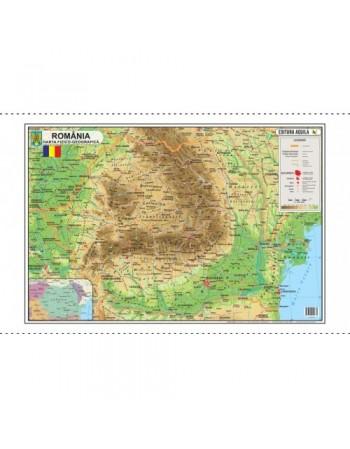 Harta Romania Format 70 x 100 cm