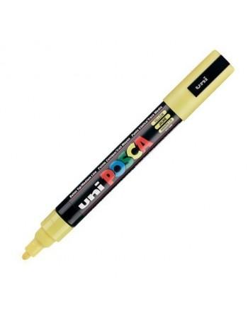 Marker UNI PC-5M Posca 1,8-2,5 mm galben