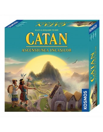 CATAN ASCENSIUNEA INCASILOR