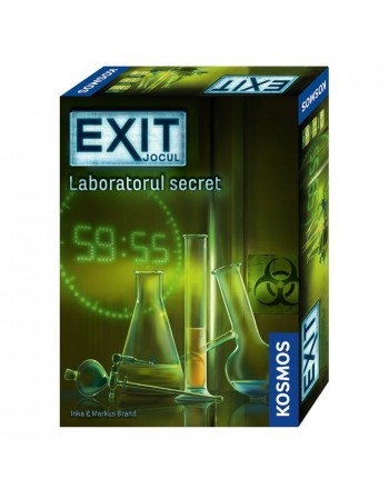 EXIT LABORATORUL SECRET