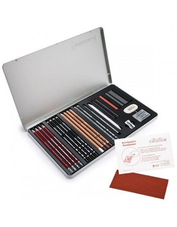 Set creioane Teachers Choice Advanced Cretacolor