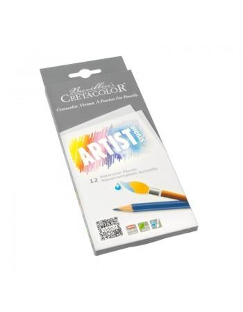 Set creioane acuarelabile Artist Cretacolor