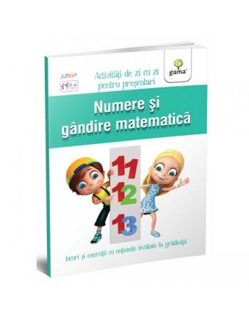 ACTIVITĂȚI DE ZI CU ZI - Numere și gândire matematică