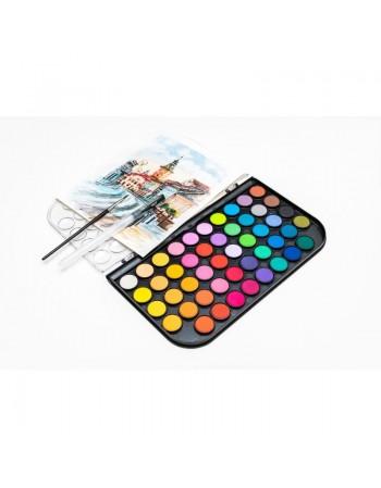 Acuarele 48 culori DACO AR480