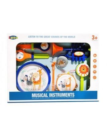 Set de instrumente...